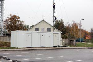 Auksinio tualeto Klaipėdoje nebus?