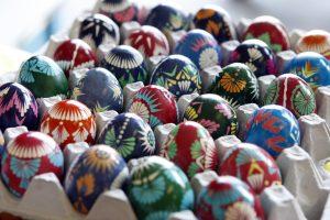 Velykų stalui kiaušinių nepristigs