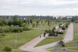 Sąjūdžio parke prasidės darbai