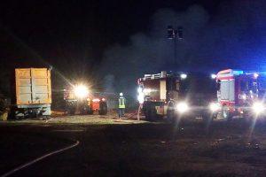 Uostamiestyje naktį siautęs gaisras priminė Radviliškio tragediją