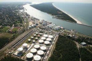 Numatomos naujos galimybės naftos krovinių segmente