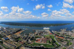 Klaipėdos uostas taikosi į naują rekordą