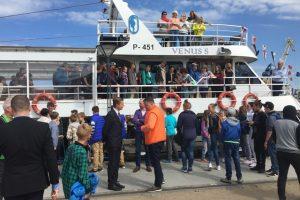 Iš arčiau su uostu susipažino tūkstančiai žmonių