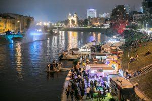 """""""Sostinės dienų"""" Neries krantinės erdvė – tarsi festivalis festivalyje"""