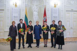 Kviečiama teikti kandidatus nacionalinei kultūros ir meno premijai