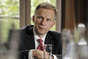 Latvija: I. Rimševičius galės pats paskirti savo laikinąjį pavaduotoją ECB taryboje