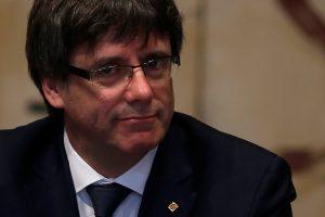 Katalonijos lyderis: ES visada buvo kurčia