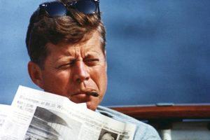 Paviešins su J. F. Kennedy nužudymu susijusius dokumentus