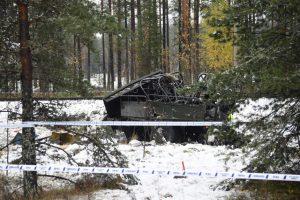 Traukinio ir kariuomenės sunkvežimio susidūrime Suomijoje – naujos detalės