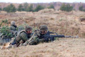 JAV sąjungininkių Europoje gynybai planuoja skirti 4,6 mlrd. dolerių