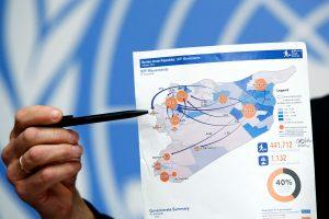 Nusiteikė rimtai: Sirijos taikos derybos Ženevoje pratęstos