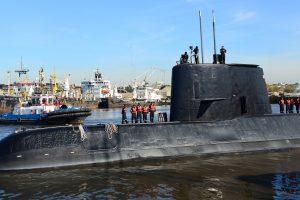 Argentina baigia dingusio povandeninio laivo paiešką