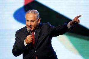 B. Netanyahu: Izraelis smogs tiems, kurie ketina jam pakenkti