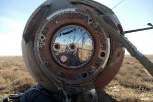 """Paskelbė, kodėl įvyko """"Sojuz"""" avarija"""