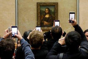 2018 metais Luvre apsilankė rekordinis kiekis žmonių