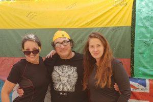 800 kilometrų pėsčiomis įveikusios seserys: tai tapo didžiuliu iššūkiu