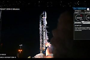 """""""SpaceX"""" 50-tą kartą paleido raketą """"Falcon 9"""""""