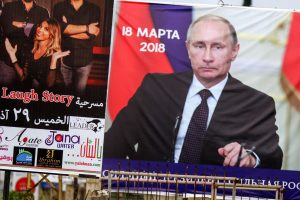 V. Putinas teigia nekeisiantis konstitucijos, kad išliktų valdžioje