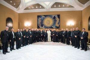 Visi 34 Čilės vyskupai įteikė atsistatydinimo prašymus