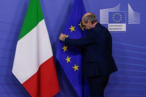 Po ginčų su ES Italija priėmė svarbų sprendimą
