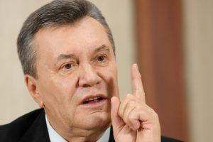 """""""Janukovyčiaus klano"""" nusikaltimų tyrimas baigtas"""