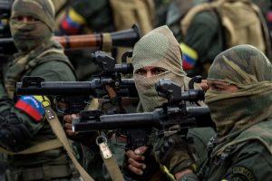 D. Trumpas patarė Venesuelos kariuomenei, kaip visko neprarasti