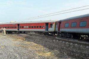 Ispanijoje nuo bėgių nulėkė traukinio vagonas, yra sužeistųjų