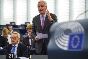 Kodėl D. Britanija negali derėtis dėl prekybos su ES?