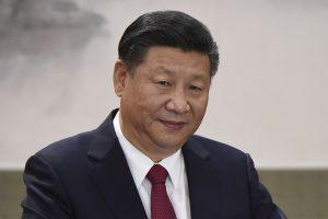 Xi Jinpingas antrą kadenciją vadovaus Kinijos Komunistų partijai