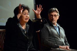 Nobelio premiją atsiims Hirošimos sprogimą išgyvenusi japonė