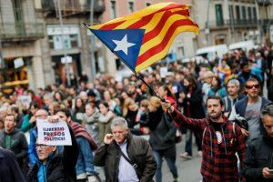 Kaip į Katalonijos krizę reaguoja baskų lyderiai?