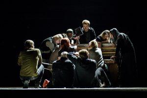 Jaunimo teatro ruduo – kelionėse ir namie