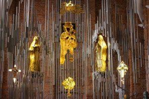 Kuriamas didžiausias pasaulyje altorius iš gintaro