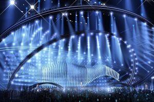 """Atskleista, kaip atrodys 2018-ųjų """"Eurovizijos"""" scena"""