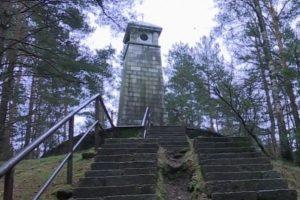 J. Biliūno paminklas Anykščių rajone laukia atnaujinimo