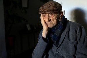 Ispanijoje mirė seniausias pasaulyje vyras