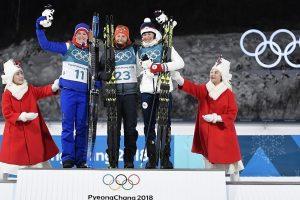 Pjongčango olimpinių žaidynių medalių įskaitos lydere tapo Vokietija