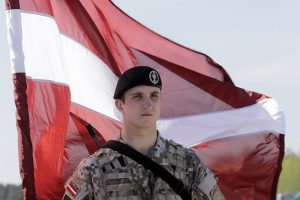 Latvijos kariuomenė su JAV parama gaus 2,4 mln. eurų vertės dronų