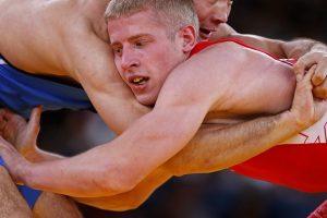 Imtynininkas E. Venckaitis Europos čempionate tęs kovą dėl bronzos