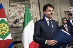 Italijos populistai paskutinę minutę pasiekė susitarimą, atvėrusį kelią į valdžią