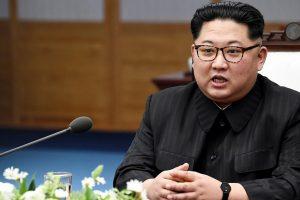 D. Trumpas metams pratęsė sankcijas Šiaurės Korėjai