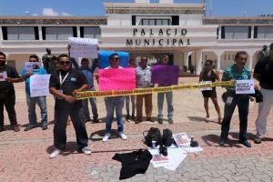 Meksikoje nušautas žurnalistas