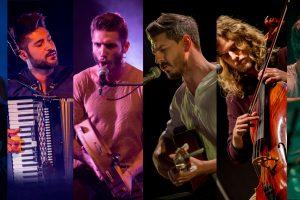 """Lietuvoje – išskirtinis grupės """"Domo Emigrantes"""" koncertų turas"""