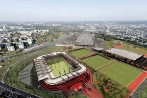 Vilniaus valdžia žengė žingsnį link nacionalinio stadiono sutarties
