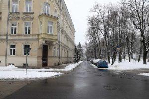 Vilniuje dėl serialo filmavimo darbų bus ribojamas eismas