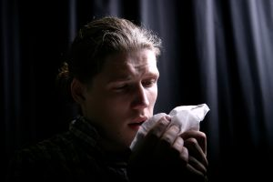 Medikė: turime išmokti kultūringai čiaudėti ir kosėti