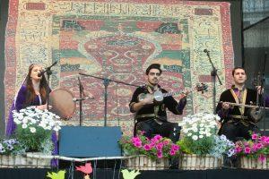 Vilnius vasarą pasitiks su 46-uoju tarptautiniu folkloro festivaliu (programa)