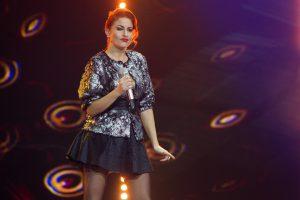 Susižadėjo dainininkė J. Jegorova