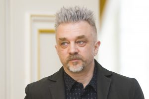 A. Mamontovas: visuomenei trūksta iniciatyvos ir drąsos kurti savo gyvenimą