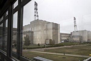 Ž. Vaičiūnas su darbą pradedančiu Ignalinos AE vadovu aptars jėgainės uždarymą